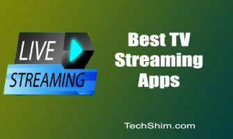 Best TV Streaming Apps 2020