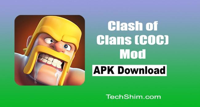 Clash of Clans (COC) Mod
