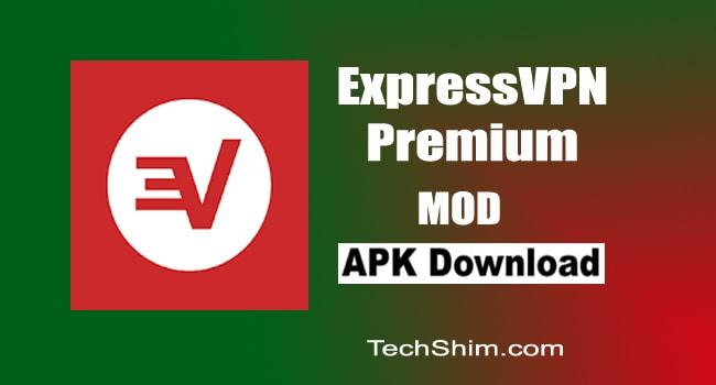 ExpressVPN Premium Mod Apk