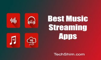 Music Streaming Apps 2020