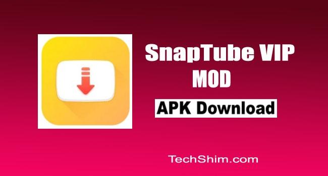 SnapTube VIP Mod Apk