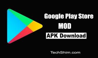 Google Play Store Mod