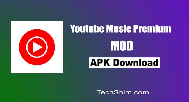 Youtube Music Premium Mod