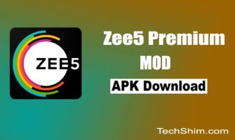 Zee5 Premium Mod Apk Download